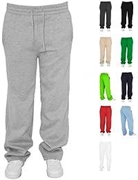 Urban Classics Loose-Fit Sweatpants Pantalones de Entrenamiento blanco