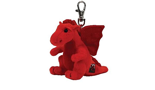 Buy Y Ddraig Goch The Red Dragon (Uk Exclusive) Ty Beanie Babies Key Clip  Online at Low Prices in India - Amazon.in 60efe3f599d2