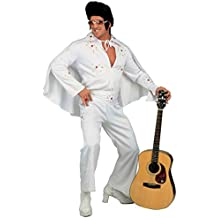 Disfraz Super Rockstar disfraz de Star disfraz de escena años 50años 60Rock N Roll disfraz L 50/52