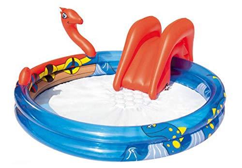 Treslin Aufblasbares Wasser Marine Ball Pool, Verdickungs-Swimmingpool, Spielplatz - Spielplatz Bälle