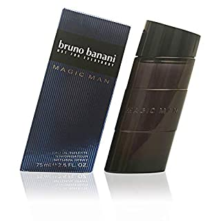 bruno banani Magic Man Eau de Toilette Natural Spray, 75 ml