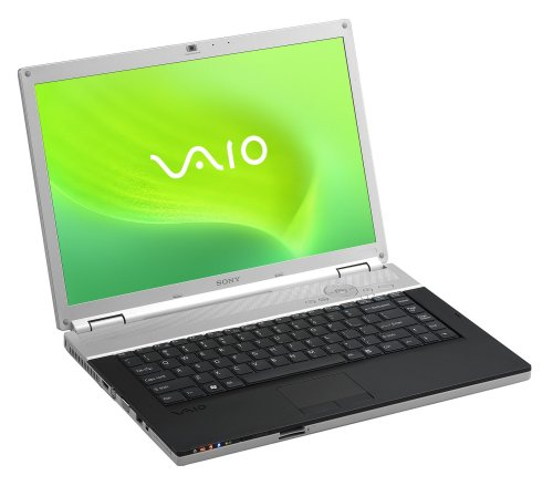 Sony VAIO VGN-FZ31S Laptop Vista Vaio Laptop Notebooks