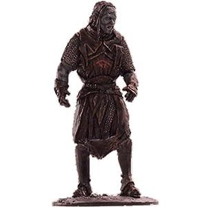 Lord Of The Rings - Figura de Plomo El Señor de los Anillos. Lord of the Rings Collection Nº 47 Shagrat At Cirith Ungol 7