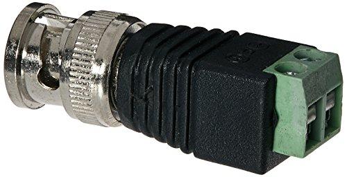 Neewer® 20pz. Coassiale CAT5 a Fotocamera CCTV