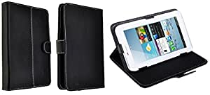 HOM Flip,, Case Cover Pouch Stand For iBall Slide 3G 1026 Q18