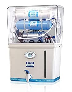Kent Ace Plus 60-Watt Mineral RO Water Purifier (White/Blue)