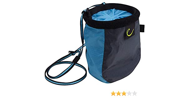 Choucas Light Klettergurt : Edelrid chalk bag cosmic light icemint amazon