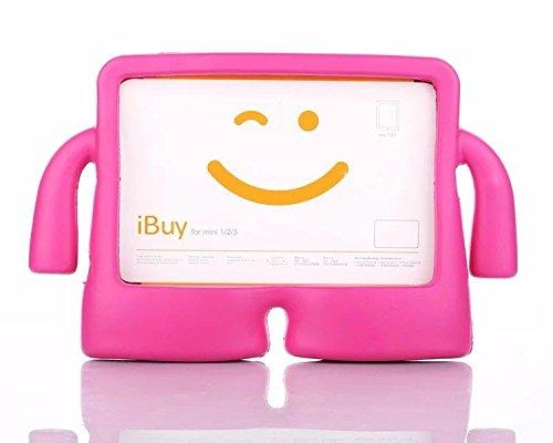 Para iPad Air/Air2 Case, para iPad Air/Air2 Funda, niños de alta calidad a prueba de golpes a prueba de golpes con función de atril funda de espuma EVA
