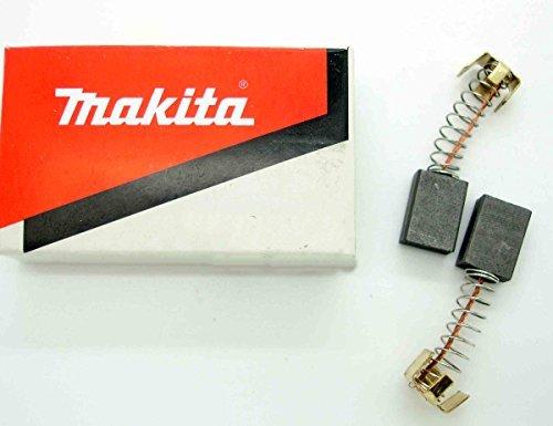 Preisvergleich Produktbild Makita Bürsten Kohlebürsten HP1640 HP1641 HP1641FK HP1641K Bohrer MK5