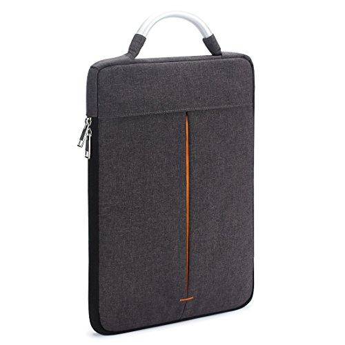 KIZUNA Laptop Tasche Sleeve 13-13.3 Zoll Wasserdicht Schultertasche Notebook Hülle Für 13