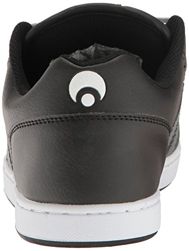 Osiris NYC 83 Hommes Synthétique Chaussure de Basket Black-Gray-White