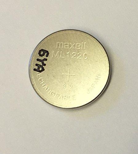 ML1220 1220 wiederaufladbar CMOS RTC BIOS Akku Batterie Pavilion DV1000 Serie NEU -