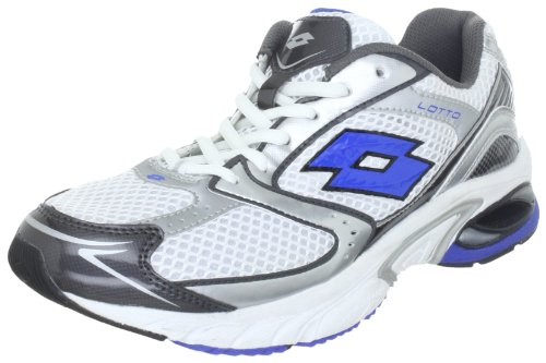 lotto-sport-rearch-gemini-running-shoe-mens-white-weiss-white-blue-size-6-40-eu