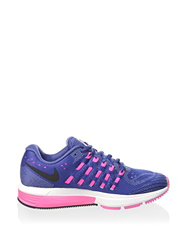 Nike Wmns Air Zoom Vomero 11, Entraînement de course femme Multicolore - Multicolore (Dk Purple Dust/Black-Pink Blast)
