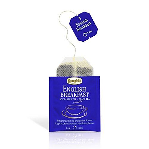 """Ronnefeldt English Breakfast """"joy of tea"""" - Schwarztee, 15 Teebeutel, 33 g"""