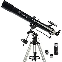 Celestron Powerseeker 80 EQ - Telescopio refractor
