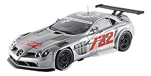 GT Spirit-gt086-Mercedes-Benz SLR McLaren 722GT-2007-Escala 1/18-Plata