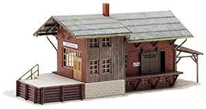 Faller - Edificio ferroviario de modelismo ferroviario H0 escala 1:87 (F120154)