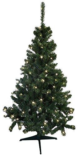 künstliche christbäume mit beleuchtung