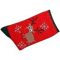 Calcetines de Algodón de Navidad para Adulto, LILICAT Calcetines térmicos Adulto Unisex, Calcetines Calientes y Suaves de Invierno, Regalo de Navidad (K)