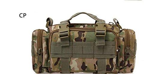 Zll/3P tattico tasca fotocamera borsa multifunzione Magic tasche Outdoor equitazione tasca borsa a tracolla, three color cp