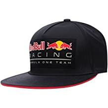 Red Bull Racing Adultos Puma Lifestyle Flat Brim 2018 Cap 3886970f948