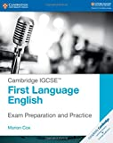 Cambridge IGCSE™ First Language English Exam Preparation and Practice