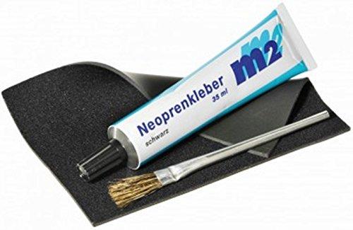 M2 Neopren - Repair Set (35g) Windsurfen Surfen Wellenreiten SUP Kite Reparatur - Neoprenanzug