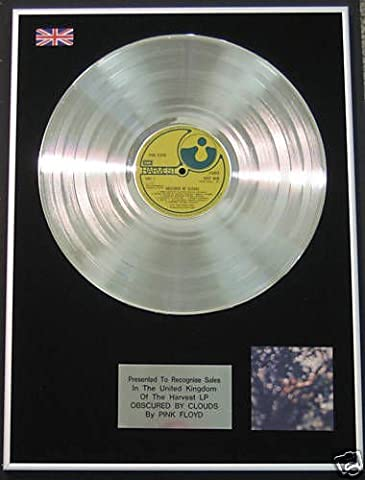 Pink Floyd – LP Platine disque – Obscured by