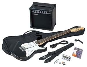 Yamaha - EG112GPIIH - Pack de Guitare Electrique et Amplificateur - Noir
