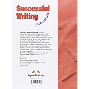 Successful writing. Intermediate. Per le Scuole su