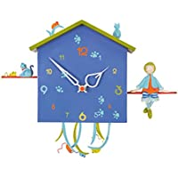 L'Oiseau BateauAlabonneHeure –Reloj