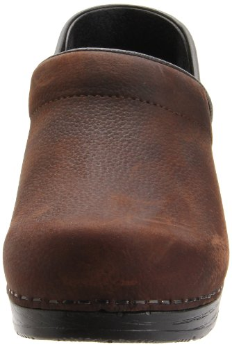 Sanita Original-Prof.Lars closed 450206M-78, Chaussures homme Marron-TR-A-4-378