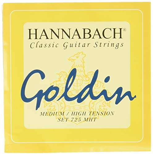 Hannabach 652727 - Cuerdas para guitarra clásica
