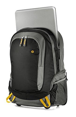 hp j6x32aa rollen rucksack f r notebooks laptops mit. Black Bedroom Furniture Sets. Home Design Ideas
