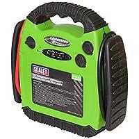 Sealey RS1312HV RoadStart Emergency Power Pack 12V 900 Peak Amps Hi-Vis, Green/Black preiswert