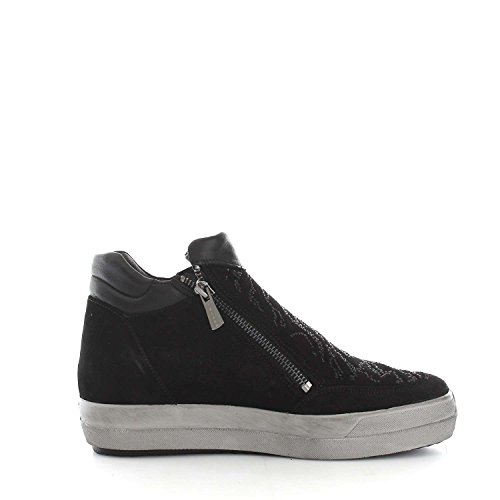 Sneakers CO Donna Nero 8775500 IGI 0CRfFqw
