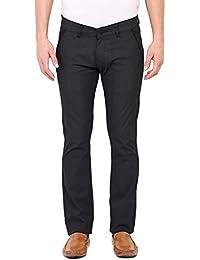 Blue Smart Fit Trouser