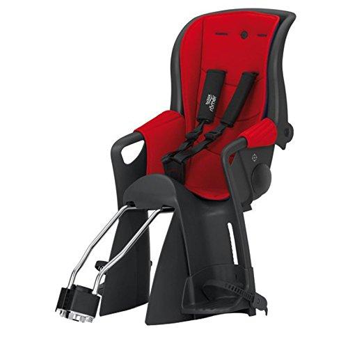 Römer Jockey Relax Kinder Fahrrad Sitz Wendebezug Sicherheit Gurtsystem Speichen Schutz, JockeyRelax, Farbe rot