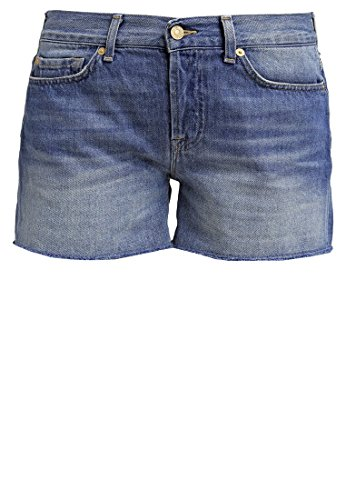 7-for-all-mankind-swur520-short-mujer-blau-100-cotton-light-lh-30