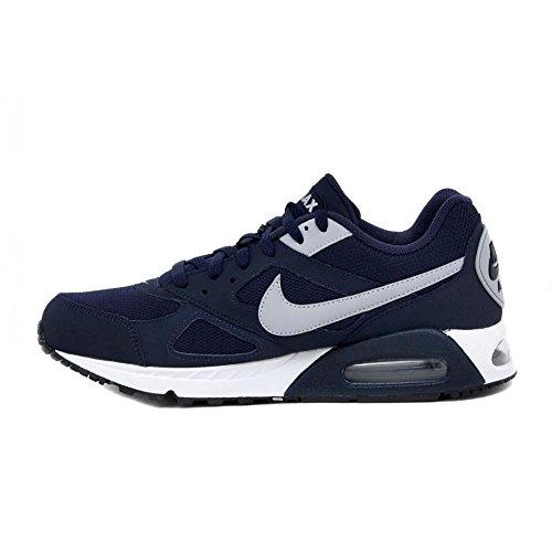 Air Sneaker Max marino Blanco Nike Ivo Herren Gris Azul aZqxvvT4w5