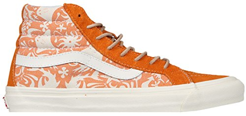 Vans OG SK8-HI LX Vault th sea life russet orange th sea life russet orange