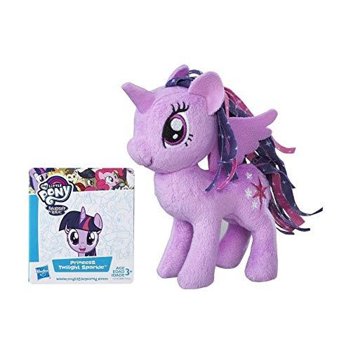 My Little Pony- Peluche de Twilight Sparkle (Hasbro C0101EU4)
