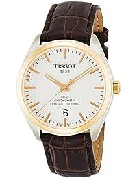 TISSOT T-CLASSIC PR 100 RELOJ DE HOMBRE CUARZO SUIZO 42MM T101.451.26.031.00