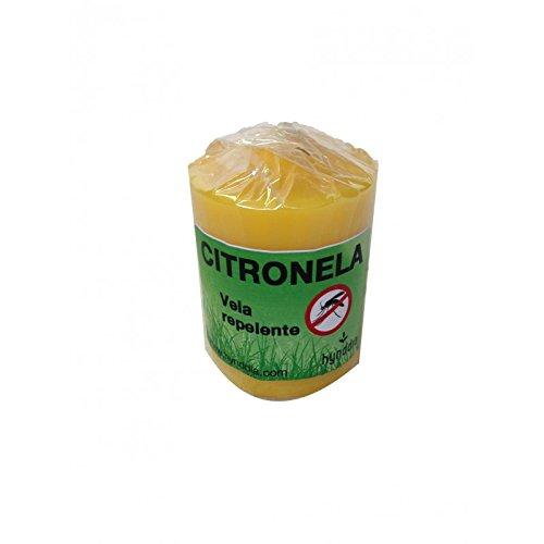 Candela alla citronella contro le zanzare - Base Citronella Lampada