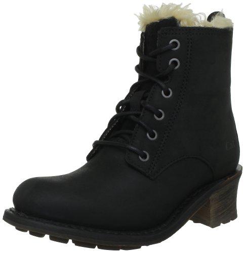 Caterpillar Lolita, Boots femme Noir (Black)