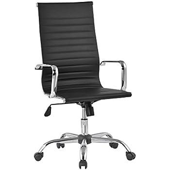 Costway b rostuhl schreibtischstuhl drehstuhl - Amazon chaise de bureau ...