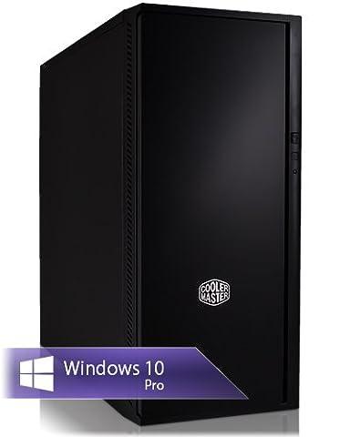 Ankermann-PC , Intel Core i5 7600K 4x3,80GHz, NVIDIA Quadro K2000D 2GB, 8GB RAM, 250GB SSD, 2TB HDD, Microsoft Windows 10 Professional, EAN