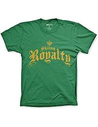 Varsity Punk Ski Royalty T-Shirt