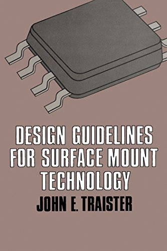 Design Guidelines for Surface Mount Technology (English Edition) (Devices Mounted Surface)